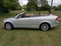 LOW MILEAGE VOLVO C70 CONVERTIBLE in Lakenheath, UK