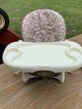 portable highchair in Cleveland, Texas