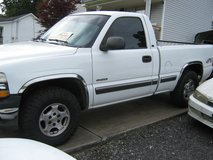 2002 Chevy Silverado 4x4 in Fort Campbell, Kentucky