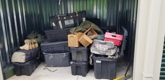 ENTIRE MILITARY ARMY SURPLUS STORAGE CONTENTS LOT in Fort Campbell, Kentucky