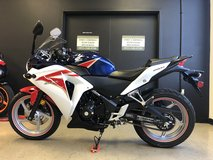 2012 HONDA CBR250RC UNLEADED GAS in Fort Campbell, Kentucky