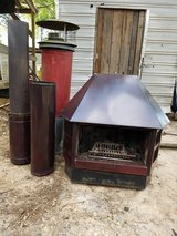 Preway Mobile Home Wood Burning Stove in Fort Polk, Louisiana