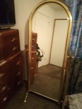 cheval brass mirror in Yucca Valley, California
