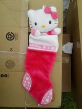 Hello kitty christmas stocking in Fort Leonard Wood, Missouri