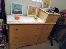 changing table/dresser in Alamogordo, New Mexico
