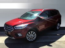 CERTIFIED - 2017 Ford Escape Titanium *12,000 miles* Call Andy 06371 802 4450 in Spangdahlem, Germany