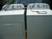 Washer & Dryer Set in Fort Campbell, Kentucky
