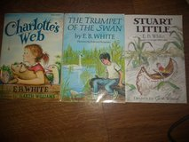 E.B. White Chapter Book Set in Fort Leonard Wood, Missouri