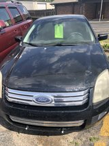 Ford Fusion in Hopkinsville, Kentucky