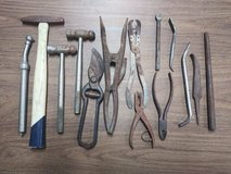 Old tools in Houston, Texas
