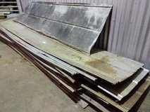 10/12 ft corrugated tin sheets (20 or more available) in Warner Robins, Georgia