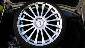 """20"""" Rims with tires in Fort Knox, Kentucky"""