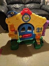 Fisher price laugh and learn door in Morris, Illinois