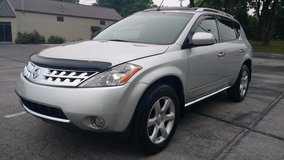 2007 Nissan Murano AWD in Fort Campbell, Kentucky