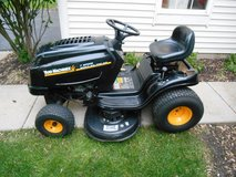 """Yard Machines MTD Lawn Tractor 17.5 HP 42"""" 7 Speed Transmission in Naperville, Illinois"""