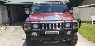 2004 Hummer H2 in Beaufort, South Carolina