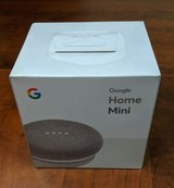 *NEW* Google Home Mini Speaker, Google Assistant for use Android or iPhone in Okinawa, Japan