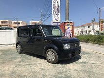 2 YEAR WARRANTY 2007 Nissan Cube 3 CUBIC - 7 Passengers - Clean - NAVI - TINT - Compare/$ave in Okinawa, Japan