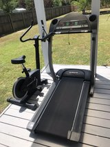 Treadmill and exercise bike in Camp Lejeune, North Carolina