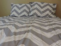 Queen Size comforter set in Fort Campbell, Kentucky