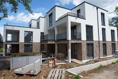 Large new build 2 BR,1,5 BA with garage- 5 min to Hainerberg in Wiesbaden, GE
