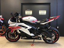2012 YAMAHA YZF-R6 WORLD GR 5OTH ANNIVERSARY EDITION UNLEADED GAS in Fort Campbell, Kentucky