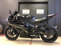 2013 YAMAHA YZF-R6 ( MATTE GRAY ) UNLEADED GAS in Fort Campbell, Kentucky