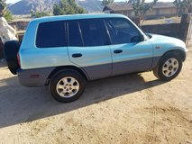 1997 Toyota Rav4 5-speed in 29 Palms, California