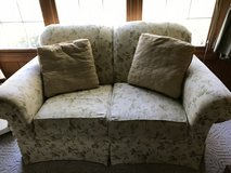 Love seat, Couch and Chair in Tinley Park, Illinois