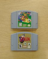 Super Mario 64 &Zelda in Fort Leonard Wood, Missouri