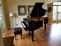 Grand Piano in Aurora, Illinois