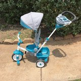 Toddler tricycle stroller in Perry, Georgia