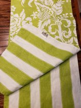Double sided table runner in Glendale Heights, Illinois