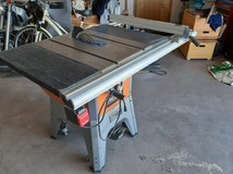 Ridgid professional Table Saw in Alamogordo, New Mexico