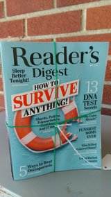 New readers digest 17 issues in Warner Robins, Georgia