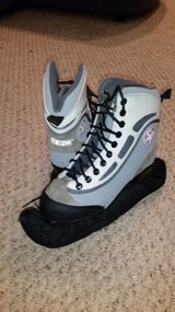ICE SKATES CCM GIRLS SIZE 1  MODEL SP60 in Oswego, Illinois