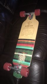 Arbor longboard in Fort Rucker, Alabama