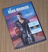 NEW Road Warrior DVD Starring Mel Gibson as Maverick in Bolingbrook, Illinois