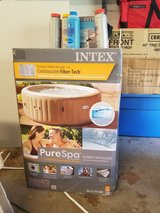 Intex portable hottub in Fort Leonard Wood, Missouri