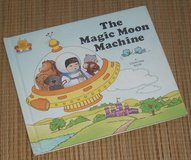 VintAge 1988 The Mafic Moon Machine Hard Cover Book in Joliet, Illinois