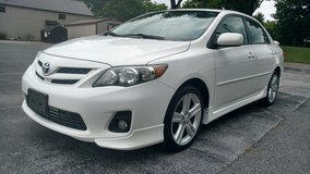 2013 Toyota Corolla Sport in Fort Campbell, Kentucky