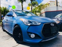 2016 Hyundai Veloster Turbo Rally Edition in Fort Irwin, California