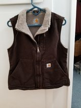 Women's carhartt vest in Travis AFB, California