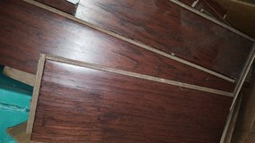 "5"" Locking Hanscrapped Hickory Autumn hardwood flooring in Fort Leonard Wood, Missouri"