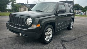 2011 Jeep Patriot Latitude X in Fort Campbell, Kentucky