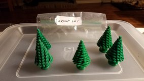 5 Lego Pine Trees Group 101 in Chicago, Illinois