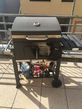 Charcoal grill. PPU in Stuttgart, GE