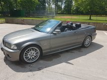 2002 BMW 325ci M package convertible in Stuttgart, GE