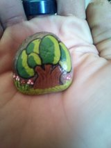 Handpainted Rock Magnets in Alamogordo, New Mexico