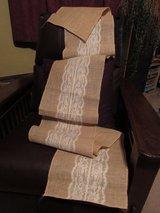 9 Burlap Lace Table Runners in Alamogordo, New Mexico